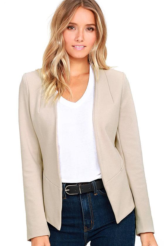 work style blazer