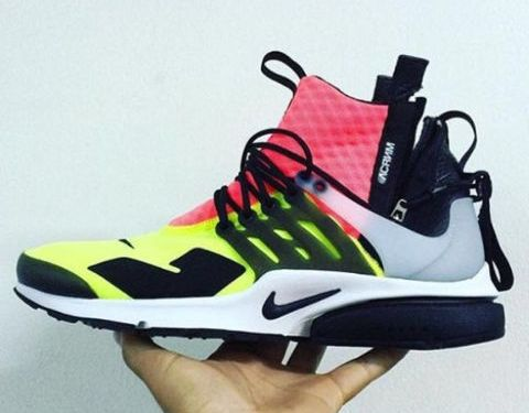 Nike Acronym Air