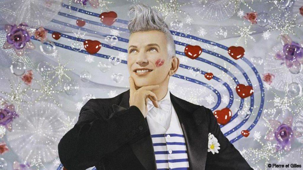 jean paul Gaultier androgynous