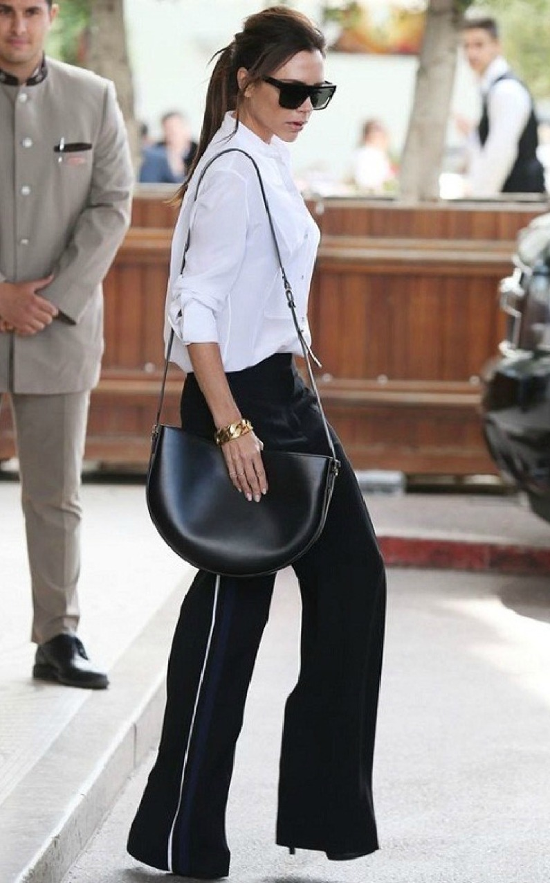 Victoria Beckham minimal style