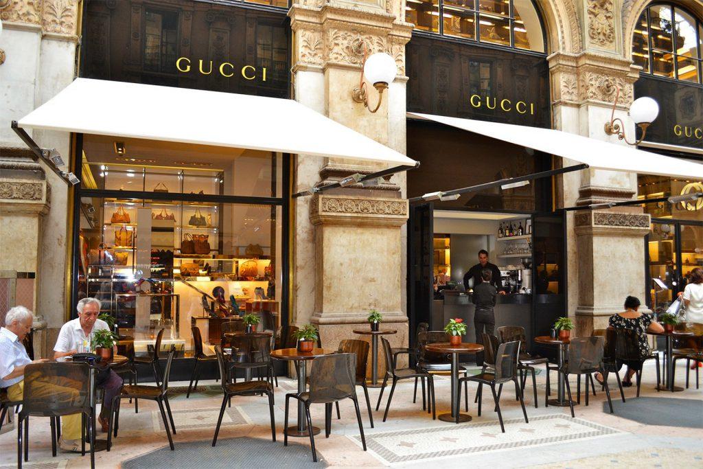 gucci Cafe Milano