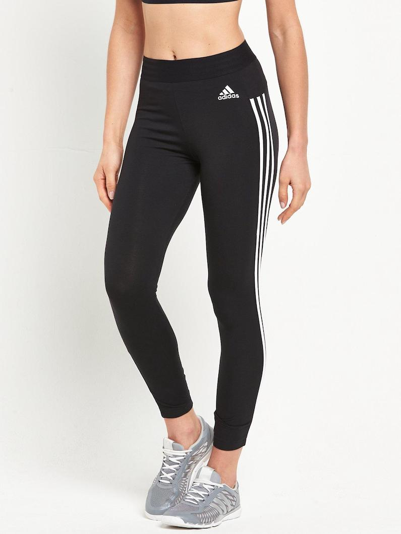 adidas Essentials 3 Stripe Tight