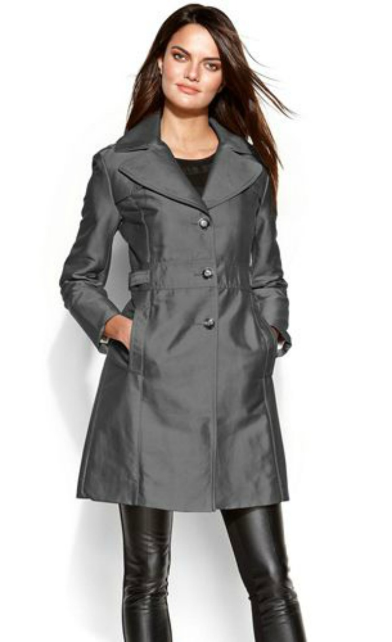 The Most Stylish Raincoats for the Office - Pinkfo