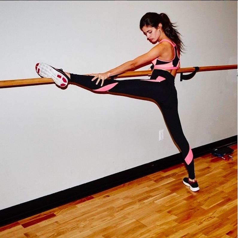 Sara sampaio athleisure