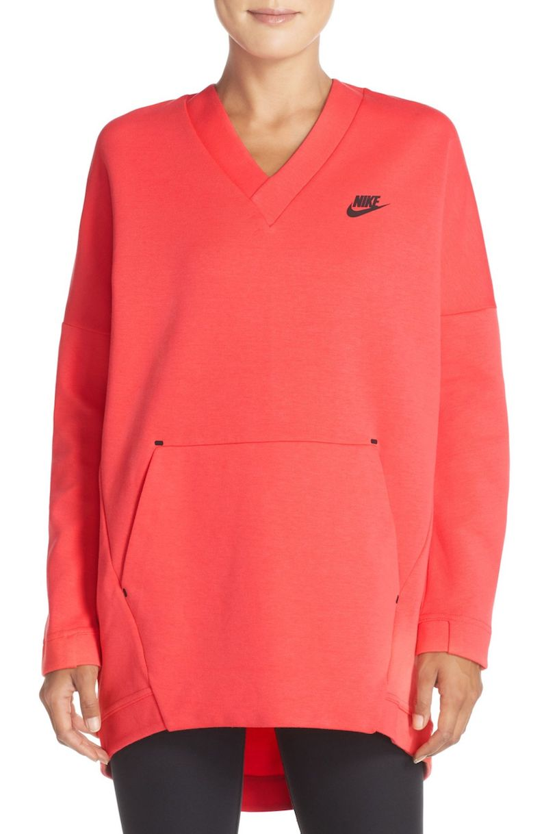 athleisure Nike Tech Fleece Knit Pullover