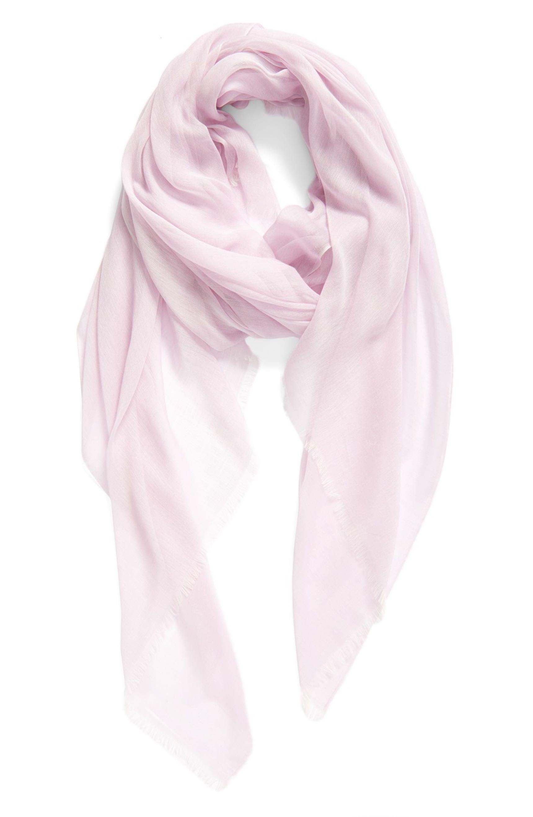 Modal Silk Blend Scarf