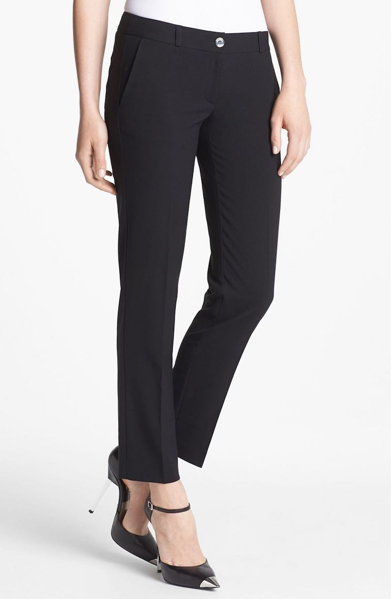 Michael Kors 'Miranda' Stretch Ankle Pants