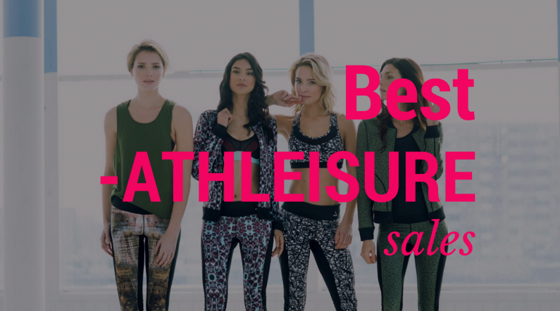athleisure sales
