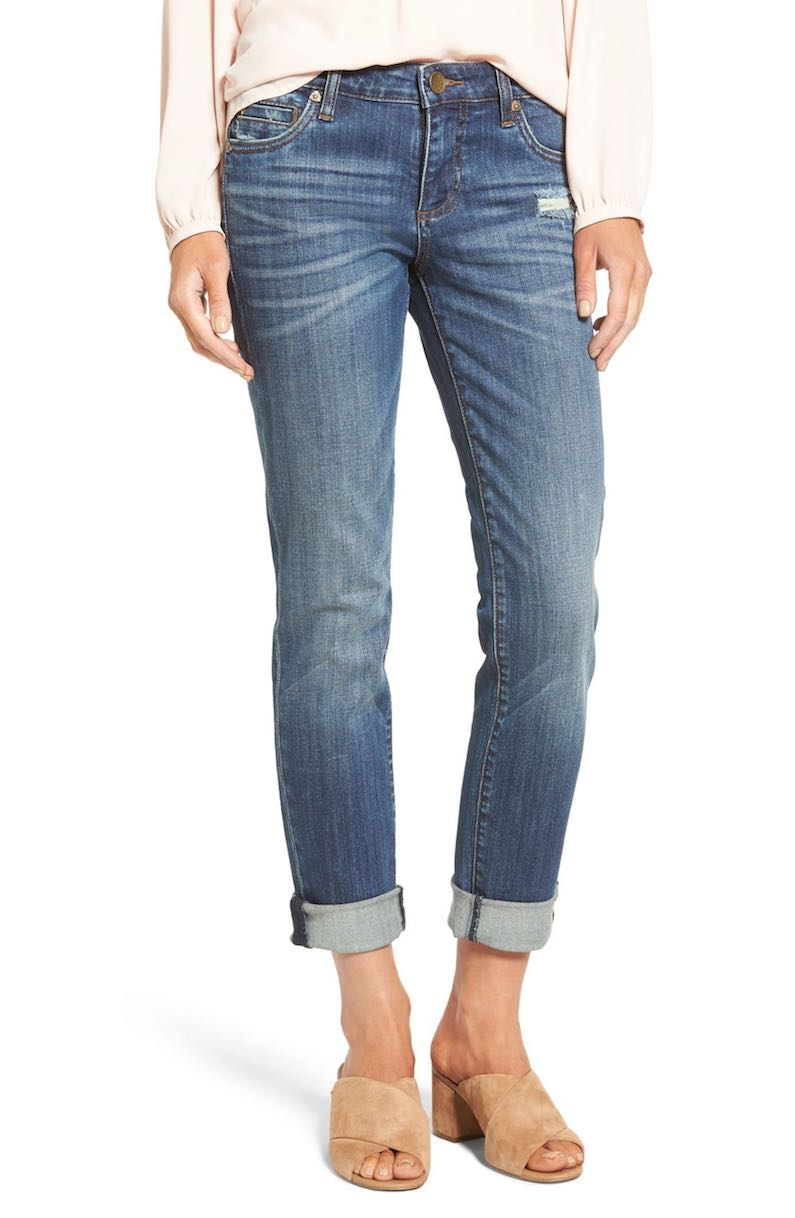 Catherine Boyfriend Jeans KUT FROM THE KLOTH