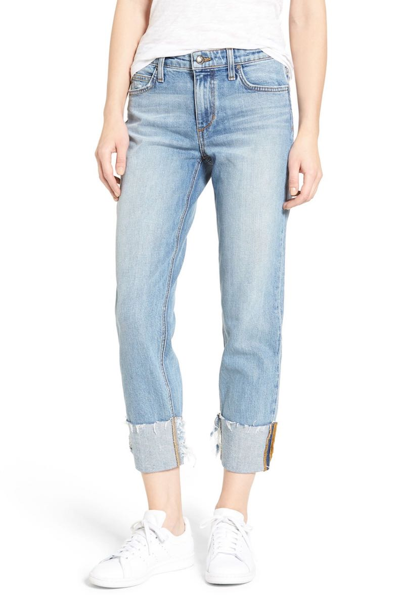 Collector's - The Smith Relaxed Crop Jeans
