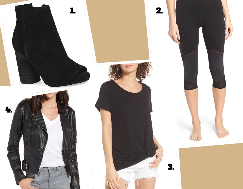 ankle boots athleisure