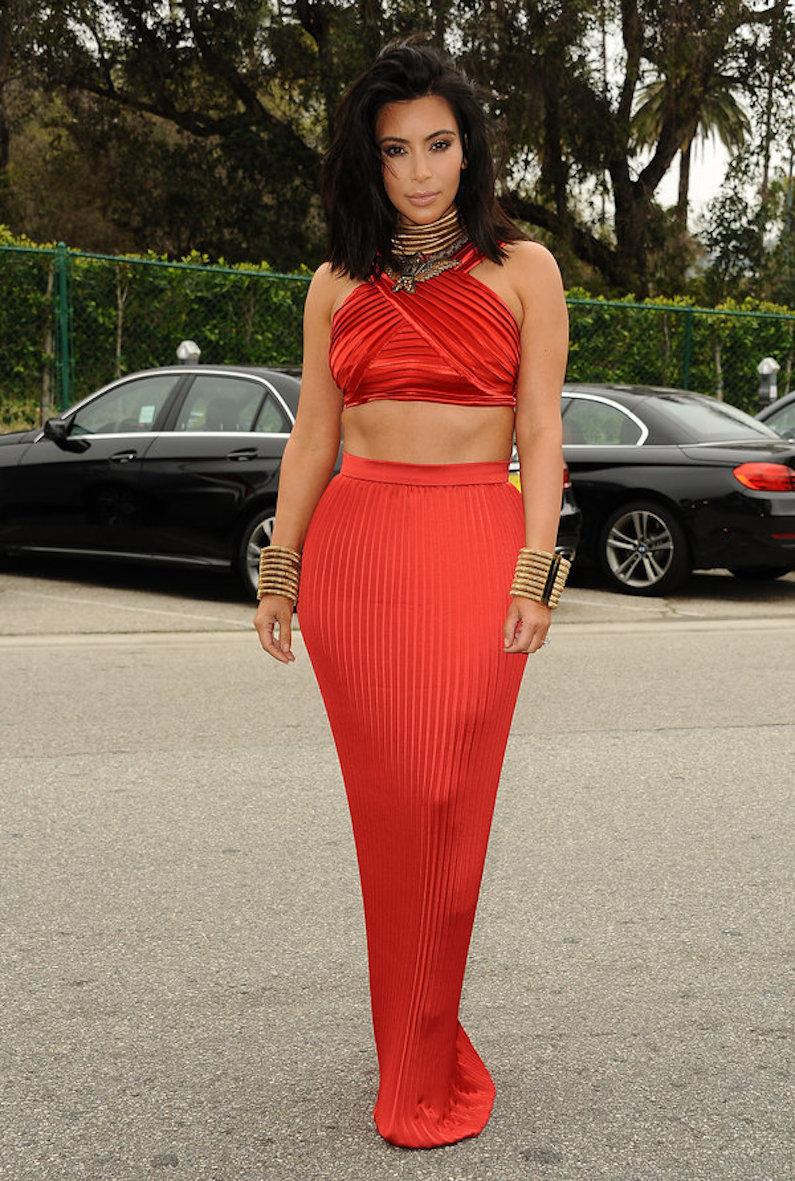 Kim Kardashian rate outfits 2