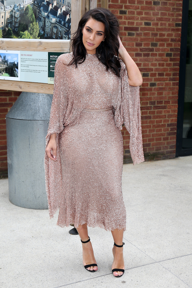Kim kardashian rate outfits 1
