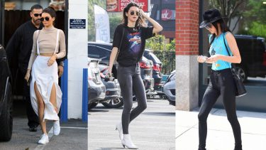 kendal jenner rate her outfits