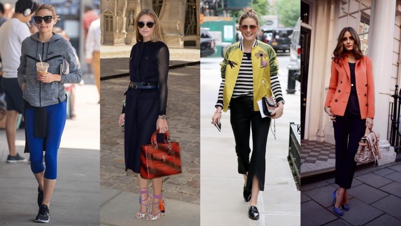 Olivia Palermo Rate outfits