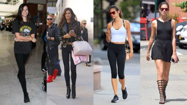 Sara Sampaio Rate her Outfits